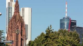 Frankfurt am Main – Stadt des vertikalen Wachstums