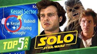 5 Dinge, die du vor Solo: A Star Wars Story wissen musst