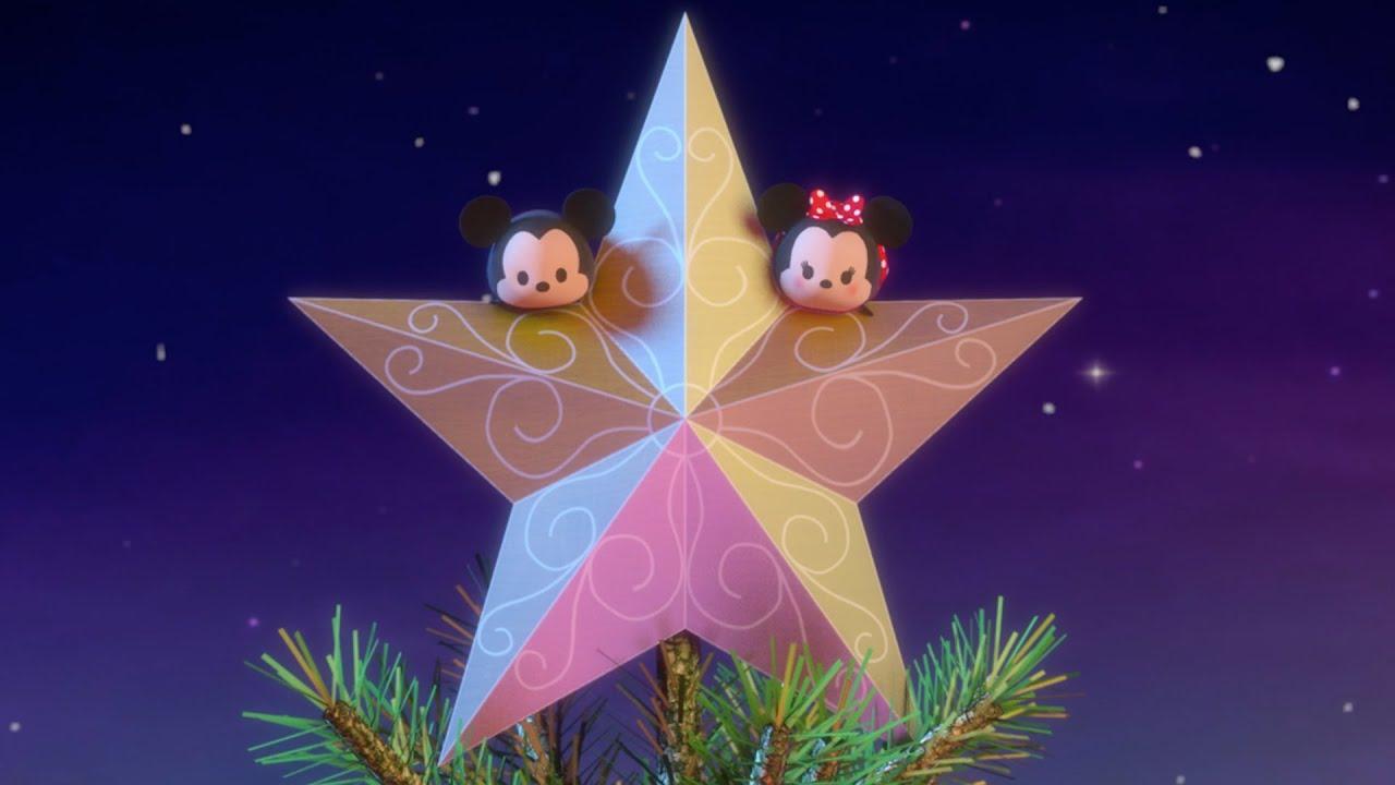 Tannenbaum Puzzle.O Tannenbaum A Tsum Tsum Short Disney