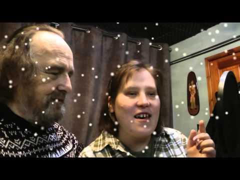 Helen & Bobby Bee Sing Blue Christmas