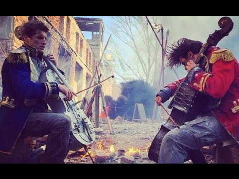 2CELLOS  They Dont Care About Us  Michael Jackson