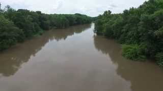 Checking out a dam - Phantom 3 Advanced 1080p drone video(Music: http://www.bensound.com - great royalty free music!, 2015-06-30T16:09:10.000Z)