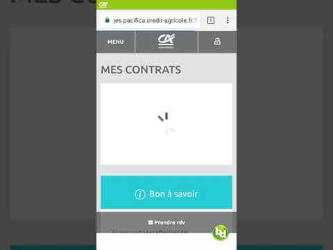 Tutoriel : Télécharger une attestation d'assurance sur mobile