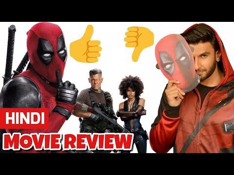Deadpool 2 Hindi Movie Review | Fox-Marvel India