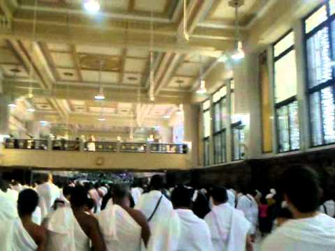hajj e safa-marwa saai kora at baitullah al-haram,makkah Travel Video