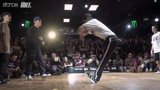 Floorriorz vs Squadron [top 16] ► .stance x Freestyle Session 20th Anniversary ◄ udeftour.org