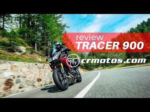 Review Yamaha TRACER 900 en ExpoMoto 2019