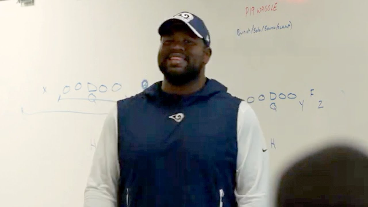 How the Scouting Department Opens Doors for Opportunity (Part 1) | Los Angeles Rams