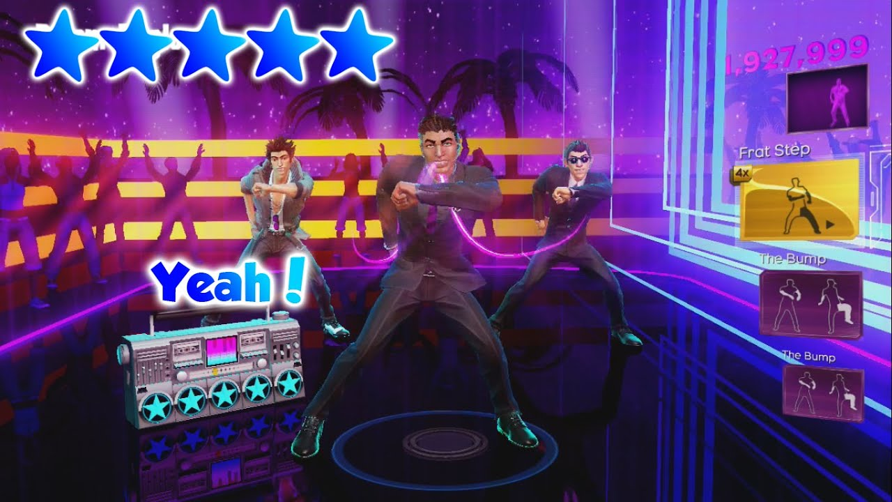 Dance Central 3 - Yeah! (DC2 Import) - 5 Gold Stars - YouTube - photo #2