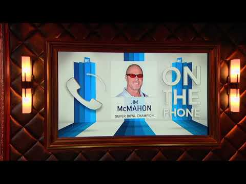 Former Bears QB Jim McMahon Updates His Physical Well Being | The Rich Eisen Show | 8/11/17