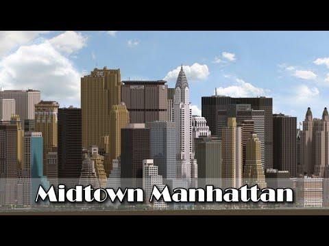 NEW YORK CITY | Open World Map Trailer | DOWNTOWN WARS