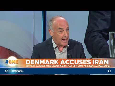 #GME | Denmark alleges Iranian assassination plot on its soil