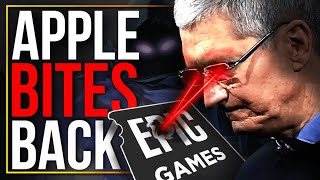 Epic SUED Brutally! $27m LOST Per Month: Apple Strikes Back HARD