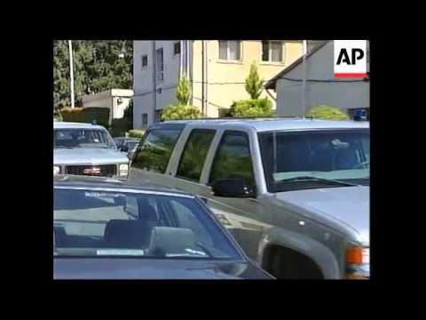 ISRAEL: US DIPLOMAT ROSS PEACE ACCORD VISIT