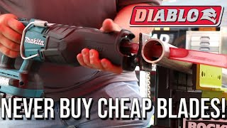 NEW DIABLO CARBIDE SAW BLADES (Proof You Should Stop Buying Cheap)