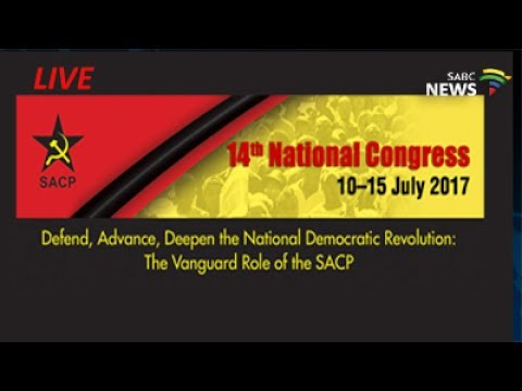 SACP 14th National Congress Day 2