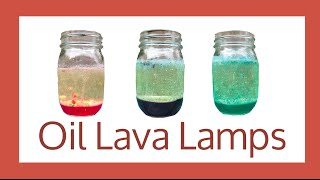Oil Lava Lamp