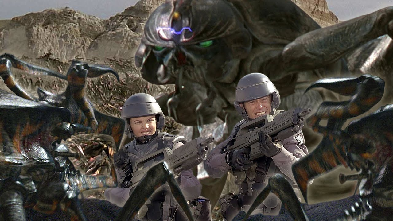 Will We Ever See A STARSHIP TROOPERS Reboot? – AMC Movie ...