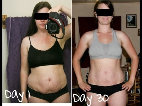 Ripped In 30 Vs 30 Day Shred Amazing Body Transformations Youtube