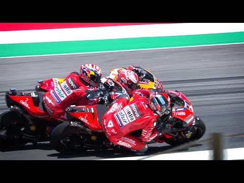 #ItalianGP 2019: All of the Best Action