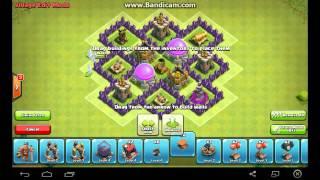 Clash of Clans TH5 Farming Base