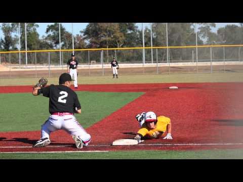 William Sutherland ( 2016 ) Summer / Fall Baseball Showcases 2014