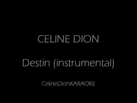 Destin KARAOKE/INSTRUMENTAL