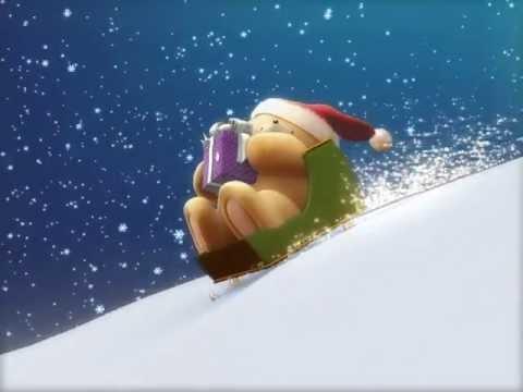 Christmas Sledging