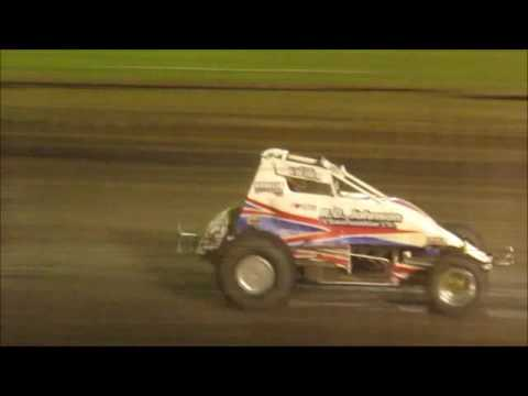 Sprintcars Wingless Gold Cup @ Silver Dollar Speedway 9 7 16