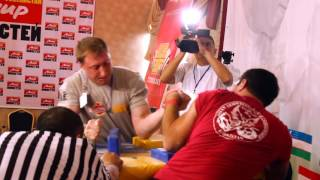 15 Open Asian armwrestling championships 2016