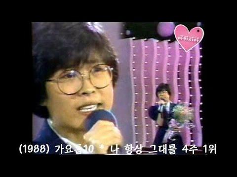 Lee Sun Hee(이선희) * 가요톱10 - 나 항상 그대를 4주 1위 (1988)