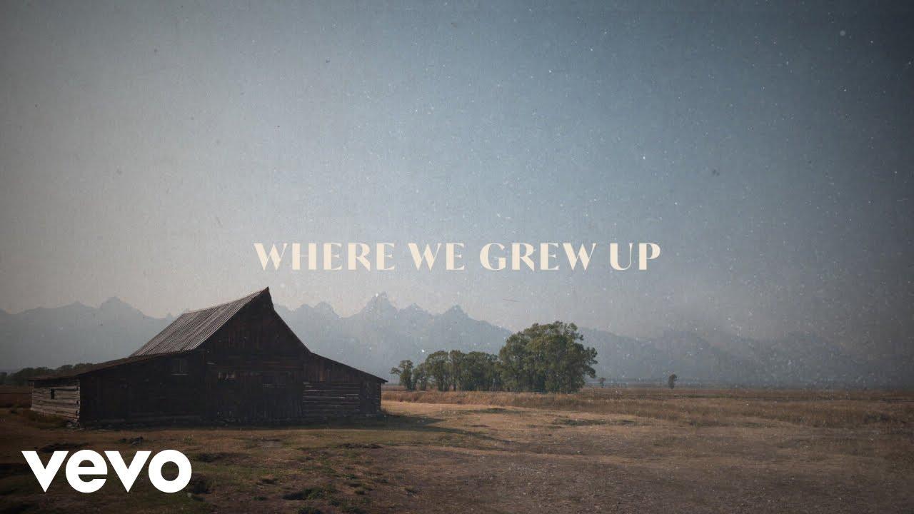 Thomas Rhett - Where We Grew Up (Lyric Video)