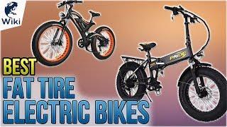 10 Best Fat Tire Electric Bikes 2018