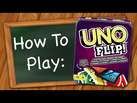 How To Play: Uno Flip