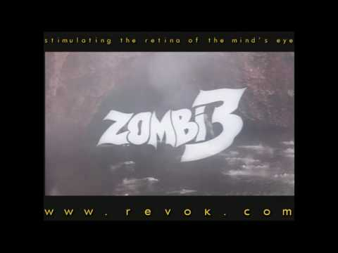 ZOMBI 3 1988  for Zombie sequel that Bruno Mattei finished after Lucio Fulci's stroke