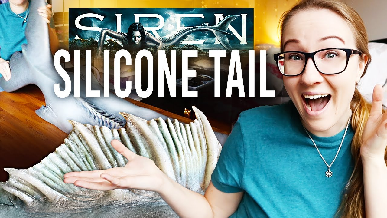 Download Ryn's Silicone Mermaid Tail from SIREN