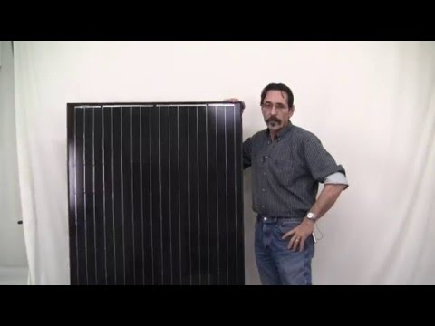 Missouri Wind and Solar's New Helios America Mono Solar Panel