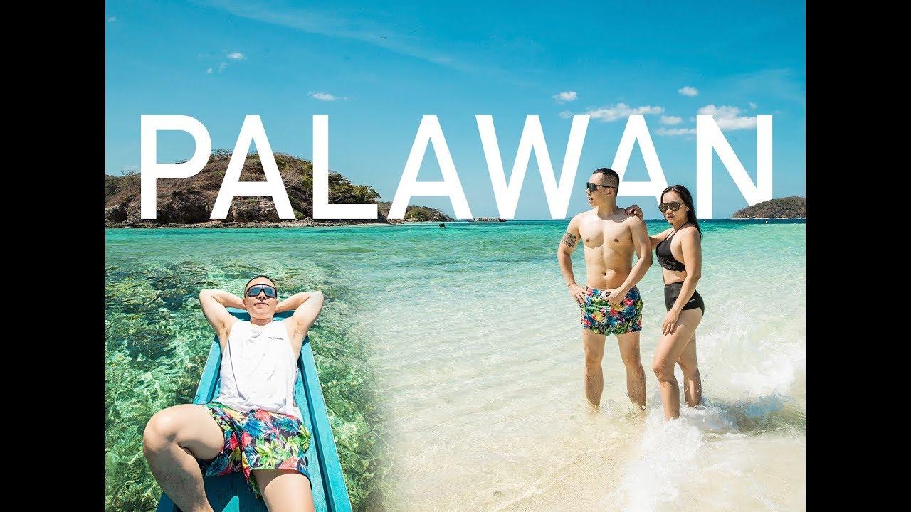 [ Tập 5 ] – Vũ Khắc Tiệp khám phá biển đẹp nhất Châu Á – Palawan