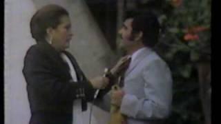 Lola Beltrán y Vicente Fernández  -PALOMA NEGRA- , Fragmento  1976