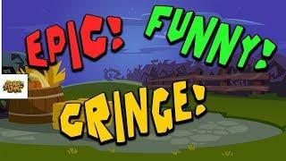 40 Minutes Of Fun On Animal Jam!