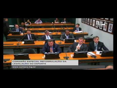 REFORMULAÇÃO DA LEGISLAÇÃO DO ESPORTE - Reunião Deliberativa - 04/10/2016 - 15:23