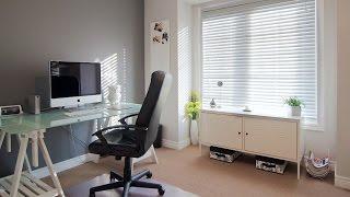 Письменные столы IKEA. Удобное рабочее место при разумном бюджете