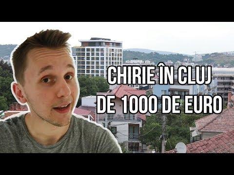Cum Arata O Chirie De 1000 De Euro In CLUJ?