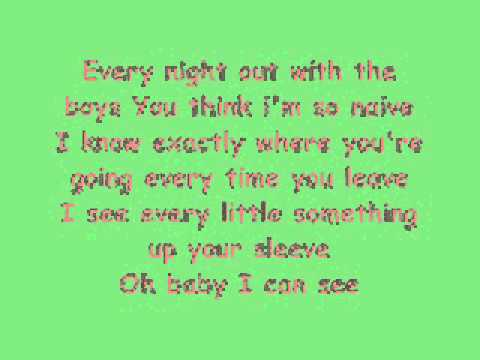 Ive Loved Enough To Know - Deana Carter - Lyrics