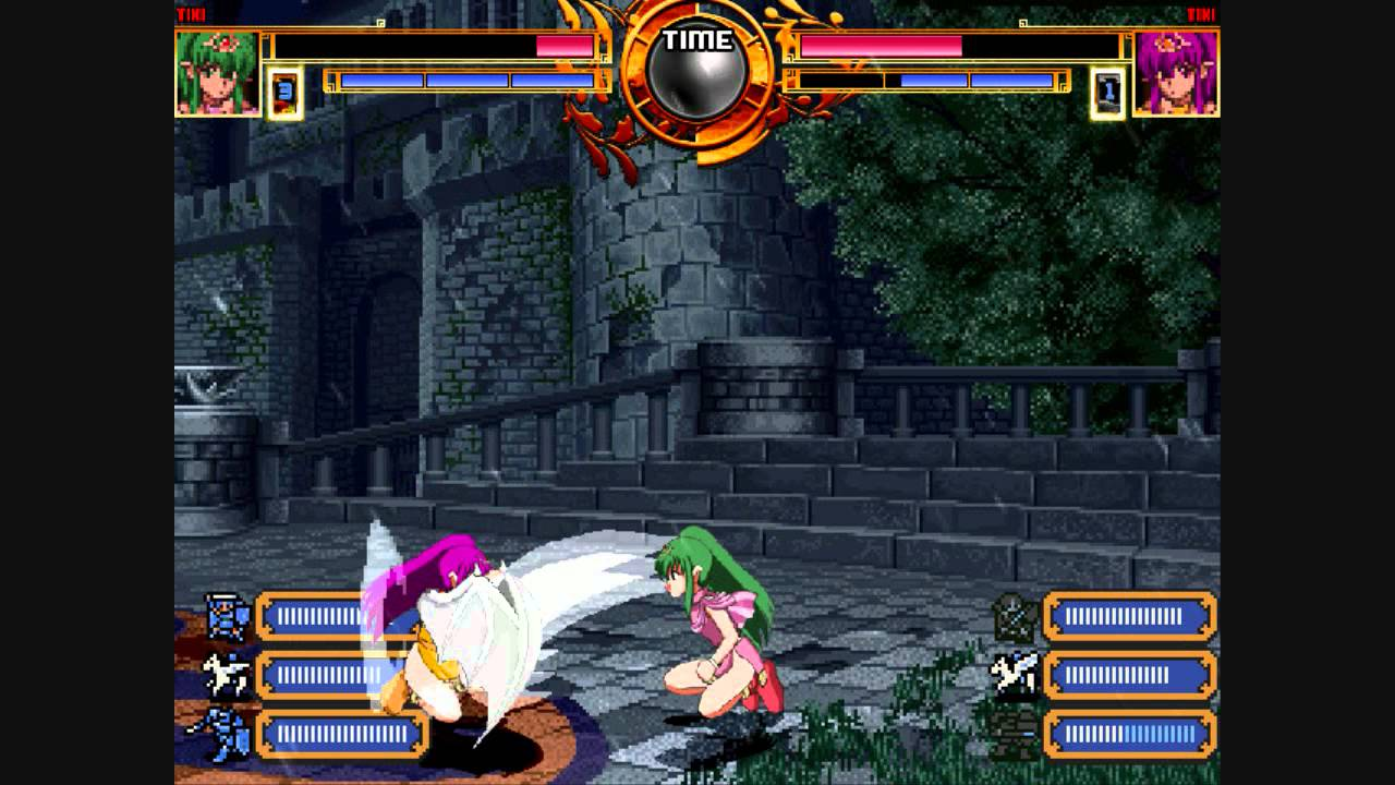 Midnight Bliss and Shock Project [MUGEN] - Sprites - Serenes Forest