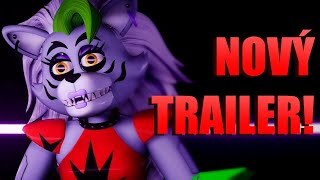 Rozbor gameplay traileru na Five Nights at Freddy's: Security Breach
