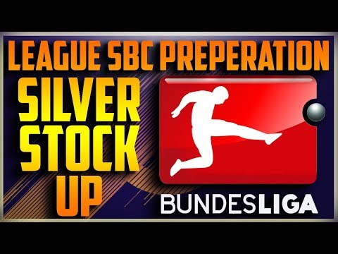MAKE MASSIVE PROFFIT BUY STOCKING UP ON THESE MUST HAVE SILVERS BUNDESLIGA LEAGUE SBC