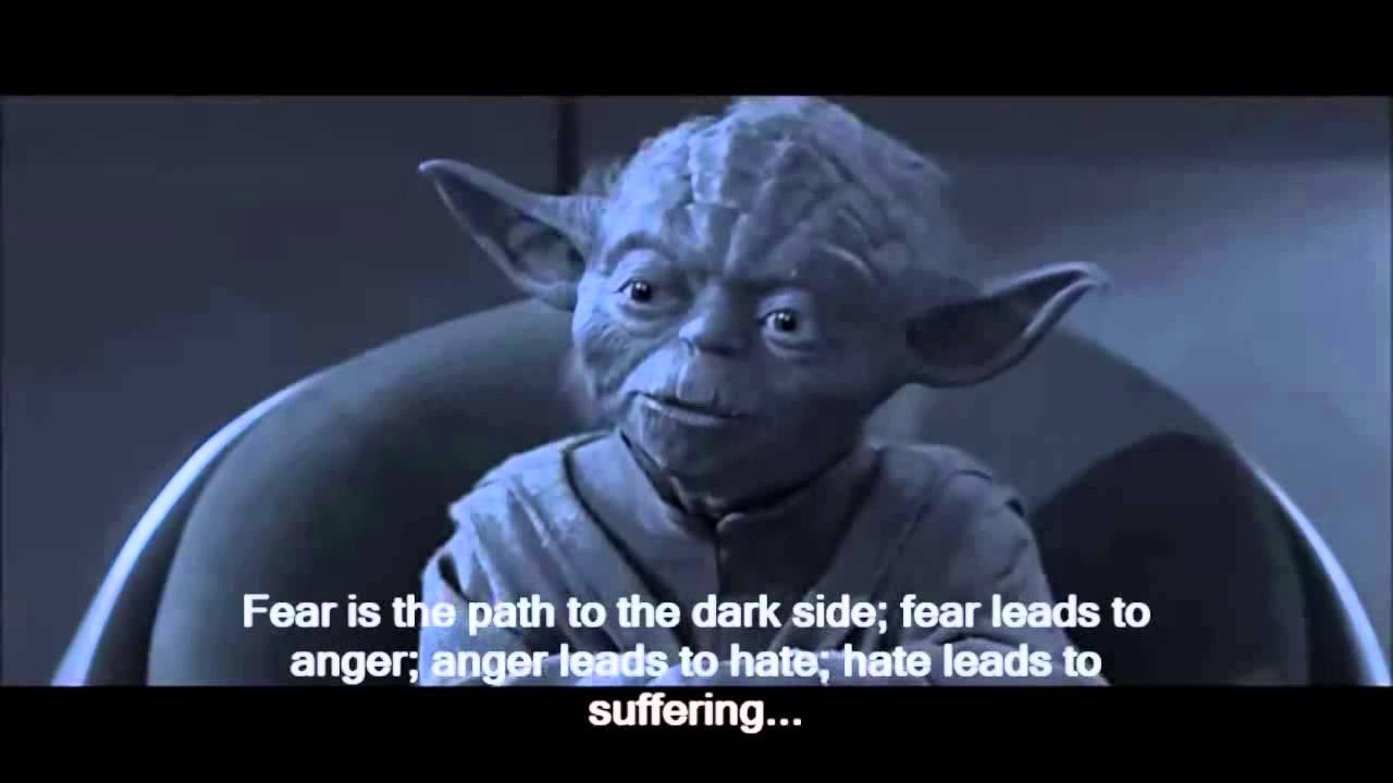 Quote The Phantom Menace With Lyrics Youtube
