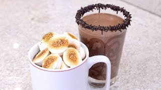 Receita de Chocolate Quente Super Cremoso