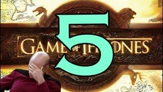 5 абсурдных моментов в 6 сезоне Игры Престолов